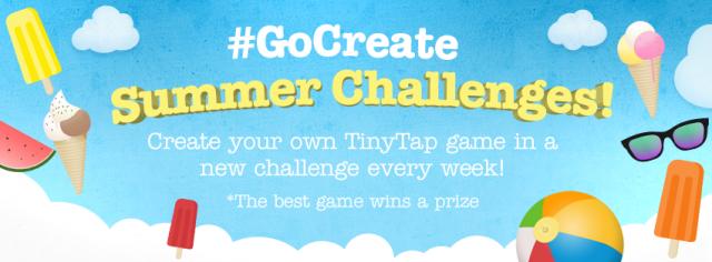 TinyTap Summer Challenge - create kids game