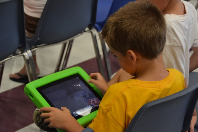 iPads in the special needs classroom