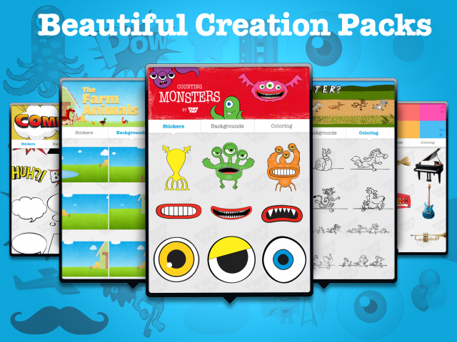 Creation Packs