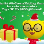 #GoCreateHoliday Contest