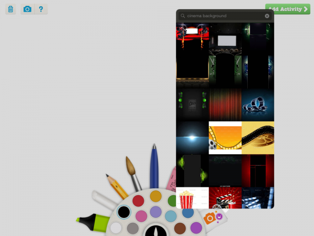 Video - design page