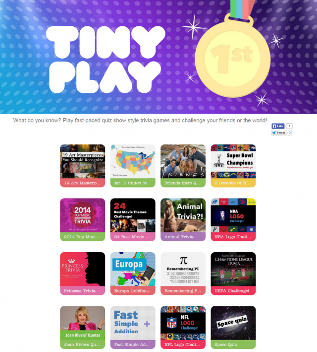 Play To Win: Introducing TinyTap's Challenge Mode |