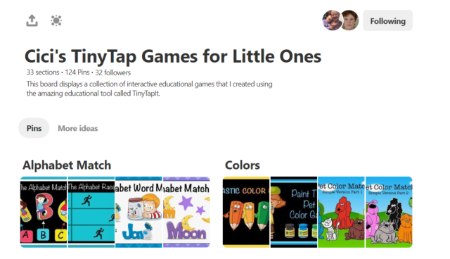6 Tips for promoting your games on Pinterest! |